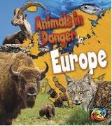 Cover-Bild zu Animals in Danger in Europe von Spilsbury, Richard
