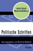 Cover-Bild zu Machiavelli, Niccolò: Politische Schriften