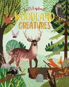 Cover-Bild zu Philip, Claire: Let's Explore! Woodland Creatures