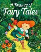 Cover-Bild zu Philip, Claire: A Treasury of Fairy Tales