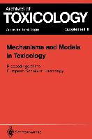 Cover-Bild zu Chambers, Claire M. (Hrsg.): Mechanisms and Models in Toxicology