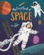 Cover-Bild zu Philip, Claire: My First Book of Space