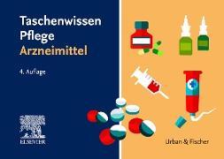 Cover-Bild zu Taschenwissen Pflege Arzneimittel (eBook)