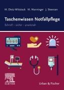 Cover-Bild zu Taschenwissen Notfallpflege (eBook) von Dietz-Wittstock, Margot