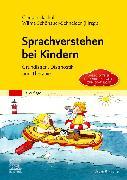 Cover-Bild zu Sprachverstehen bei Kindern von Hachul, Claudia (Hrsg.)