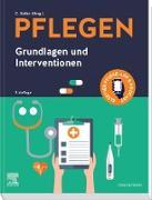 Cover-Bild zu PFLEGEN Grundlagen und Interventionen (eBook) von Keller, Christine (Hrsg.)