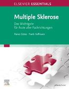 Cover-Bild zu ELSEVIER ESSENTIALS Multiple Sklerose von Götze, Rainer