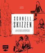 Cover-Bild zu Schnellskizzen von Mehlitz, Martin