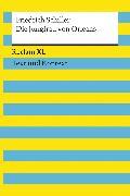 Cover-Bild zu Schiller, Friedrich: Die Jungfrau von Orleans. Textausgabe mit Kommentar und Materialien