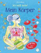 Cover-Bild zu Daynes, Katie: Ich weiß mehr! Mein Körper