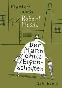Cover-Bild zu Mahler, Nicolas: Der Mann ohne Eigenschaften