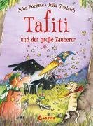 Cover-Bild zu Tafiti und der große Zauberer (Band 17)