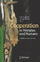 Cover-Bild zu Cooperation in Primates and Humans von Kappeler, Peter M. (Hrsg.)