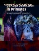 Cover-Bild zu Sexual Selection in Primates (eBook) von Schaik, Carel P. van (Hrsg.)