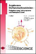 Cover-Bild zu Angeborene Stoffwechselkrankheiten - Früherkennung, Leitsymptome und Therapieoptionen (eBook) von Mayatepek, Ertan