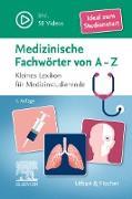 Cover-Bild zu Medizinische Fachwörter von A-Z (eBook)