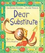Cover-Bild zu Vernick, Audrey: Dear Subsitute