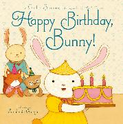 Cover-Bild zu Scanlon, Liz Garton: Happy Birthday, Bunny!