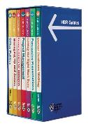 Cover-Bild zu HBR Guides Boxed Set (7 Books) (HBR Guide Series) von Review, Harvard Business