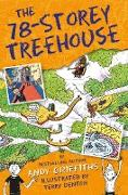 Cover-Bild zu Griffiths, Andy: The 78-Storey Treehouse (eBook)