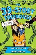 Cover-Bild zu Griffiths, Andy: The 39-Story Treehouse
