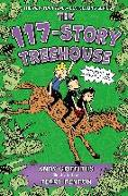 Cover-Bild zu Griffiths, Andy: The 117-Story Treehouse: Dots, Plots & Daring Escapes!