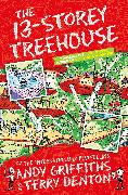 Cover-Bild zu Griffiths, Andy: The 13-Storey Treehouse