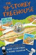 Cover-Bild zu Griffiths, Andy: The 91-Storey Treehouse (eBook)