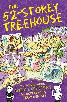 Cover-Bild zu Griffiths, Andy: The 52-Storey Treehouse (eBook)