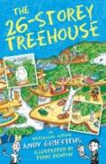 Cover-Bild zu Griffiths, Andy: The 26-Storey Treehouse (eBook)