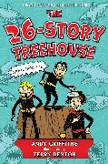 Cover-Bild zu Griffiths, Andy: The 26-Story Treehouse (eBook)