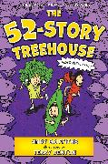 Cover-Bild zu Griffiths, Andy: The 52-Story Treehouse (eBook)