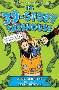 Cover-Bild zu Griffiths, Andy: The 39-Story Treehouse (eBook)