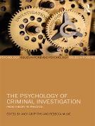 Cover-Bild zu Griffiths, Andy (Hrsg.): The Psychology of Criminal Investigation (eBook)