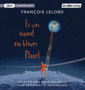 Cover-Bild zu Lelord, François: Es war einmal ein blauer Planet