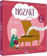 Cover-Bild zu Godeau, Natacha: My Mozart Music Book