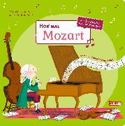 Cover-Bild zu Godeau, Natacha: Hör mal: Mozart