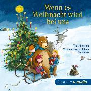 Cover-Bild zu Nahrgang, Frauke: Wenn es Weihnacht wird bei uns (Audio Download)