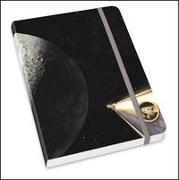 Cover-Bild zu Kuhlmann, Torben (Illustr.): Notizbuch Mondlandung - Torben Kuhlmann - Format DIN A5