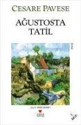 Cover-Bild zu Pavese, Cesare: Agustosta Tatil