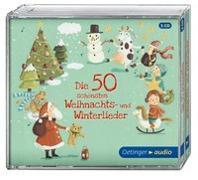 Cover-Bild zu Various: Die 50 schönsten Weihnachts- und Winterlieder