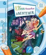 Cover-Bild zu Friese, Inka: tiptoi® CREATE Elfen brauchen Abenteuer