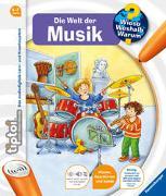 Cover-Bild zu Friese, Inka: tiptoi® Die Welt der Musik
