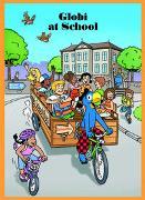 Cover-Bild zu Globi at School von Lendenmann, Jürg