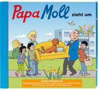 Cover-Bild zu Papa Moll zieht um von Lendenmann, Jürg