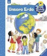 Cover-Bild zu Unsere Erde von Weinhold, Angela