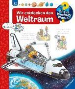 Cover-Bild zu Wir entdecken den Weltraum von Erne, Andrea