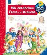 Cover-Bild zu Wir entdecken Feste und Bräuche von Erne, Andrea