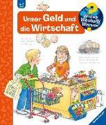 Cover-Bild zu Unser Geld und die Wirtschaft von Weinhold, Angela