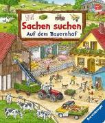 Cover-Bild zu Sachen suchen: Auf dem Bauernhof von Gernhäuser, Susanne